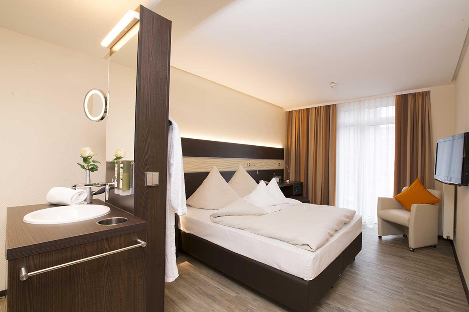 Zimmer Ausstattung Concorde Hotel Am Leineschloss